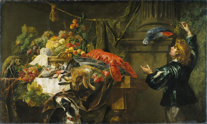 Still Life by Jan Fyt, Wallace Collection, London