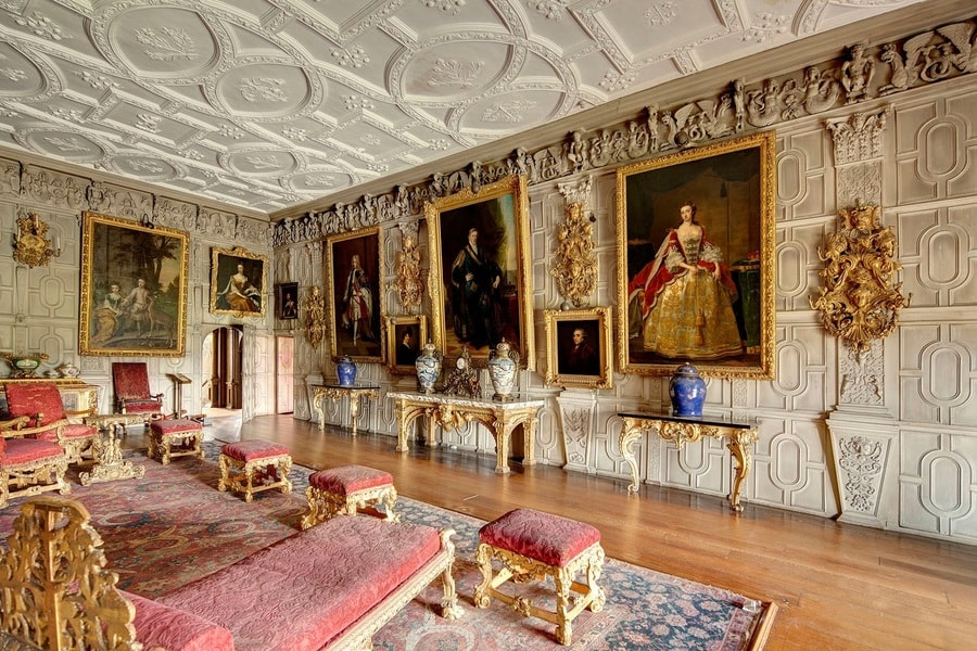 Knole Ball Room