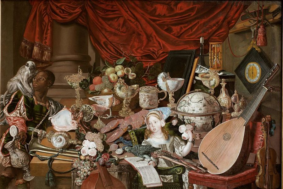 Paston Treasures at Oxnead Hall, Dutch School, c. 1665, City of Norwich Museum